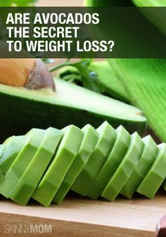 Get the skinny on avocados and weight loss.