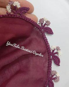 """Instagram'da baştaci_oyalar: """"Hayırlı akşamlar arkadaşlar 🌹🌹 yine güzel bir model daha çıkardım sizler için beğeni ve yorumlarınızı bekliyorum videosu baştacı oyalar…"""" Beginner Crochet Projects, Crochet For Beginners, Turkish Fashion, Crochet Lace, Tassels, Coin Purse, Lily, Wallet, Knitting"""