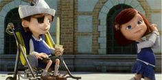 """The creator of the short animation film """"Strings"""", or """"Cuerdas"""" by its Spanish title has been awarded with the Goya prize this year. Ap Spanish, How To Speak Spanish, Teaching Culture, Spanish Classroom, Character Education, Language Activities, Animation Film, Stop Motion, Book Club Books"""