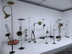 Zeittraum #10, instalação de Katja Strunz. Foto: Marina Macambyra.
