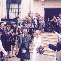 Too early for a throwback?!  #tbt to my wedding 2 wks ago  #bestdayever #aprilwedding #islington #islingtontownhall #confetti #bubbles #wedding #weddingday #londonwedding #citywedding #londonblog #londonblogger #weddingblog #weddingblogger #lucky #blessed #april #upperstreet #devinebride