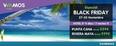 #blackfriday #especial #viajes #turismo