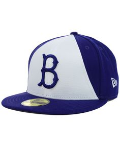 b5a5b2f3d2d New Era Brooklyn Dodgers Split Time 59FIFTY Cap Men - Sports Fan Shop By  Lids - Macy s