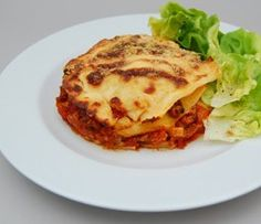 Lasagne - The Resourceful Cook