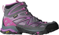 Merrell Women's Capra Sport Mid GTX Hiking Boots Purple 7.5
