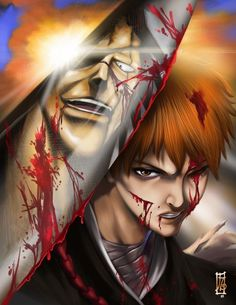 Bleach Art, Bleach Anime, Kenpachi Zaraki, Manga Anime, Anime Art, Double Picture, Dance Of Death, Poster Prints, Art Prints