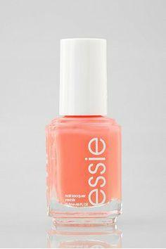 Essie Nail Polish looks like sherbet!