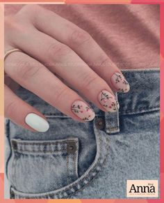 Minimalist Nails, Cute Acrylic Nails, Cute Nails, Nail Stiletto, Coffin Nail, New Nail Art, Dream Nails, Nagel Gel, Nail Decorations
