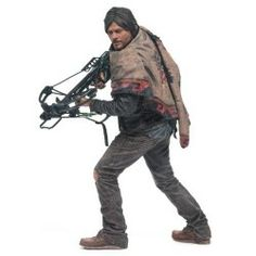 McFarlane Toys The Walking Dead TV Daryl Dixon 10″ Deluxe Action Figure
