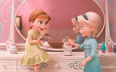 Princess Anna and Elsa Disney Princess Cartoons, All Disney Princesses, Disney Princess Frozen, Disney Princess Pictures, Disney Princess Drawings, Disney Jokes, Disney Pictures, Disney Cartoons, Princess Anna