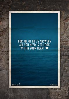 What is your heart telling you?