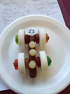 Edible Car Race Kids Pinterest Cars Cooking Ideas And