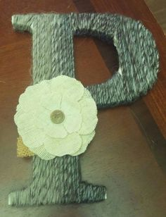 Initial Wall, Crochet Earrings, Initials, Accessories, Jewelry, Fashion, Moda, Jewlery, Jewerly