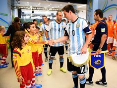 World Cup and Messi