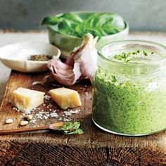 Quick-and-Easy Pesto | MyRecipes.com