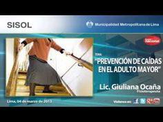 Programa prevención de caídas en el adulto mayor