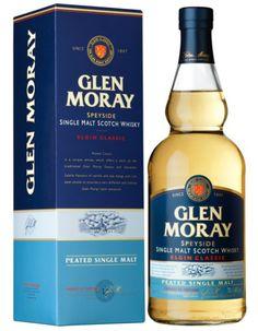 Glen Moray Peated Single Malt   Whisky Blog