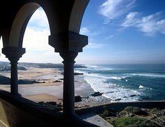 Fortaleza do Guincho Hotel in Cascais, Portugal