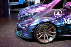 2016 Mercedes-Benz Metris 2 Mercedes Benz Vans, Mercedes Van, Benz Car, Commercial Van, Commercial Vehicle, Vans Usa, Luxury Van, Benz Sprinter, Matte Black
