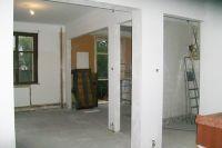 Extension, ouverture dans mur porteur, verrière type atelier d ...