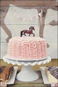 Party Idea - horse theme