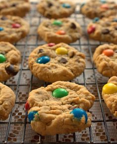 I'd Much Rather Bake Than...: Monster Cookies#c1677119523989063780#c1677119523989063780