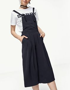 At Stradivarius you'll find 1 Culotte overalls for just 3834 Japan . Visit now to discover this and more Trousers.