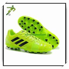 Know If Soccer Shoes Fit Adidas Nitrocharge UCL TRX AG Lampard Fluorescent  Green cf25eb635d6f