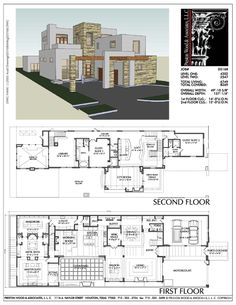 Urban House Plan D5168