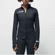 1908e766a0d7 Nike Element Shield Full-Zip Women s Running Jacket in Black