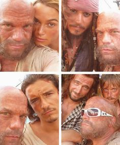 Pirates Of The Caribbean Selfies: this made my life