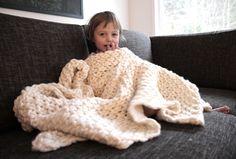 Easy blanket - Pickles