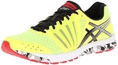 BUY NOW Asics designed its 33 shoe collection to complement the 33 joints that allow your foot to flex and adapt to the ground, and the Men s Gel-Lyte 33 2 Running Shoe is a prime example of this design direction at work. Lightweight and moderately cushioned, this is a training for middle-distance runners who underpronate or those in need of neutral cushioning or moderate overpronation correction. Like the sole, the upper is streamlined and flexi