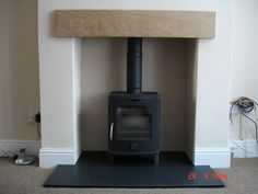 Woodburning stoves in the West Midlands : Abbey Fire Centre Ltd Log Burner Fireplace, Wood Burner, Fireplace Ideas, Victorian Townhouse, Victorian Homes, Wood Burning Fires, Gas Fires, Cosy Room, Contemporary Cottage