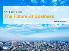 Learn fast facts about the future of business of by visiting http://spr.ly/99futurebiz