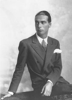 Cristóbal Balenciaga in 1927   Born in a small fishing town in Spanish Basque country in 1895, Balenciaga was taught sewing and cutting by his seamstress mother. By the age of twelve, he was already working as an apprentice for a local tailor, catching an eye of a local noblewoman who sent him to Madrid for formal training in tailoring. He gained immediate success when he opened his first boutique in San Sebastián in 1919, soon followed by branches in Barcelona and Madrid. His designs ea