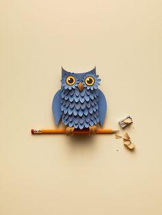 Client: CederquistProject: Paper objectsAdvertising Agency: HummingbirdsCreative Director: Peder WesterbergArt Director: Karl HasselbladSet Design & Paper Art: Anton ThorssonPhotography & retouch: Love Lannér