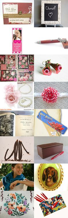 ♥ Signed with Love ♥ by Roee on Etsy--Pinned+with+TreasuryPin.com