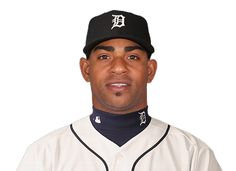 Yoenis Cespades traded to my Tigers. Good athlete. Nice pickup. Dec 2014. Winner of the Home Run Derby 2013
