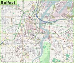 Augsburg sightseeing map Maps Pinterest Augsburg