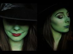 I think I found what I am going to do for Halloween.....Wicked: Elphaba Makeup in Collaboration with Waverley Academy!! Plus I love her accent maybe incorporating that into 'The Secret Garden' :)