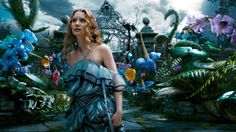 The first full trailer for Alice Through The Looking Glass is here: http://www.flickreel.com/alice-through-the-looking-glass-trailer/