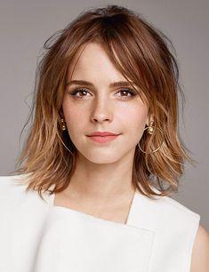 Emma Watson — Emma Watson photographed by Kerry Hallihan for...