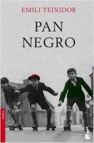La novela en la que se basa la película. A medio camino entre la memoria y la ficción, Pan negro gi...