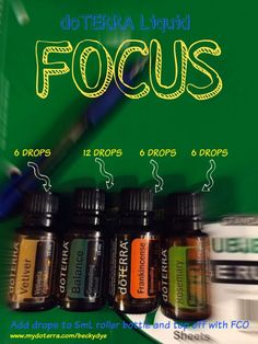 Some children have a really hard time staying focused on their homework. Concentrating is just difficult. This mix of doTerra essential oils will help calm and ground so that focusing is easier! www.mydoterra.com/beckydye
