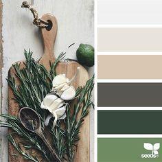 Color Seasoned