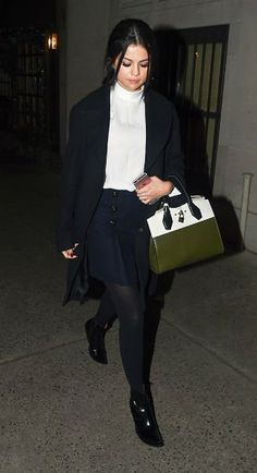looks elegantes minifalda
