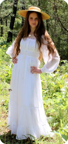 Gunne Sax a beautiful dress for a spring or summer day