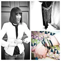 http://www.wardrobeangel.co.uk stacks http://www.catewoodcollections friendship bracelets and skin on skin necklace..