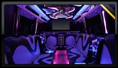 party Bus Interior 13th Birthday Party Ideas For Girls, 13th Birthday Parties, 30th Birthday, Limo Party, Hot Candy, Bus Interior, Vroom Vroom, Me As A Girlfriend, Buses
